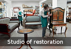 Studio of restoration