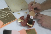 Examples of gilding