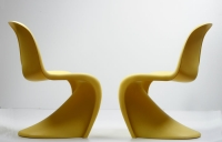 "Chairs ""PANTON"" - the most famous design of the 20th century"