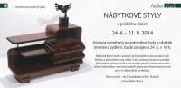 Furniture styles, 24.6.2014 - 21.9.2014