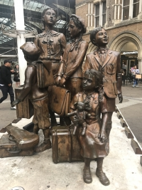 """Kindertransport"""